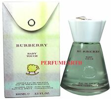 Burberry Baby Touch 3.3/3.4oz. Edt Spray Alcohal Free For Women New In Box