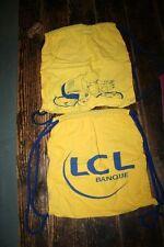 ★  Lot de 2 sacs à dos LCL / Crédit Lyonnais ★