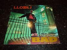 LL COOL J - Bigger & Deffer - 1987 UK 12-track LP