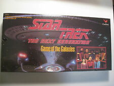 Star Trek the Next Generation Game of the Galaxies Board Game - New In Box 1993