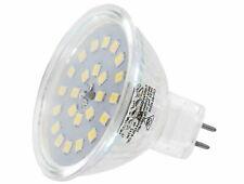 LED Spot Lampe Leuchtmittel 12V GU5.3 MR16 120° - 5W 400lm - warmweiß (3000 K)