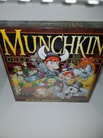 Munchkin Guest Artist Edition Edwin Huang Steve Jackson Games New Sealed