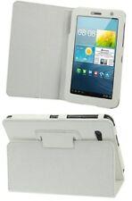 Faltbares schutzhüllen für Tablets mit Galaxy Tab auf Synthetisches Leder