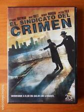 DVD EL SINDICATO DEL CRIMEN (E8)