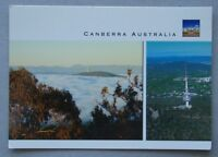 Canberra Australia Telstra Tower on Black Mountain Postcard (P225)