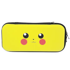 Nintendo Switch Pikachu Carrying Case with 10 Slots