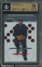2002-03 Topps Finest Dwyane Wade Miami Heat RC Rookie BGS 10 PRISTINE