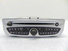 Autoradio Radio Reproductor de CD Renault Megane III 281155040R Garantía