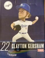 "LA Dodgers Clayton Kershaw *2013 NL CY Young Award* Bobblehead 8"" worn box fr/sh"