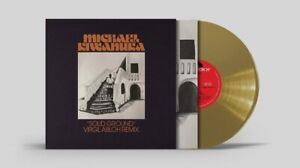 "Michael Kiwanuka - Solid Ground - Virgil Abloh Remix - 10"" Gold Vinyl EP"