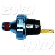 Engine Oil Pressure Switch-Sender With Light BWD S4026