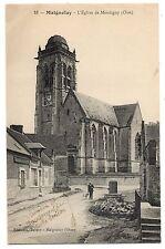 CPA 60 - MAIGNELAY (Oise) - 16. L'Eglise de Montigny
