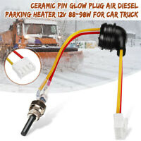12V 88-98W Parking Heater Ceramic Pin Air Diesel Glow Plug Heater for Car Truck