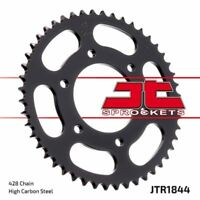 Rear Motorcycle Sprocket JTR1844.42 fits Yamaha YZF-R125 08-15 Gearing Change