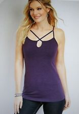 b7621dfe1af Maurices With Tags Black Fancy Lattice Neck Tank Plus Size 2-2x.  25.49  New. Maurices With Tags Grape Strappy Neckline Tank Size XXL