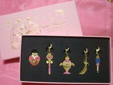 Sailor Moon S Pins & Charm Sailor Moon Selection Set of 5 20th Japan Limited