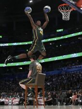 NBA Basketball Art Photo Poster: JEREMY EVANS  24 inch by 36 inch  A
