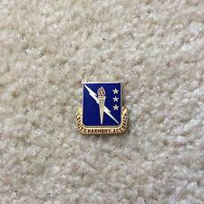 Vintage> 93rd Signal Bn. unit crest