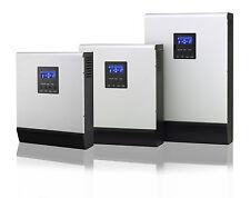 PV Wechselrichter für Batteriespeicher 3KW Hybrid Insel Photovoltaik Solar 3000W