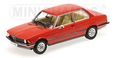 Minichamps 107024100 escala 1:18, bmw 316 (e21) - 1978-red #neu en OVP #