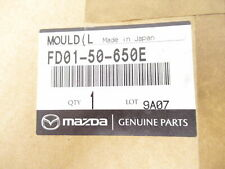 Genuine OEM Mazda FD01-50-650E Driver Window Sweep Seal Belt Molding 93-95 RX-7
