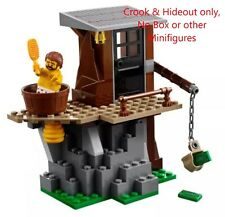 LEGO City Crook & Mountain Hideout only - Split From LEGO City 60173