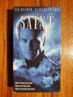 The Saint Val Kilmer Elisabeth Shue 97 VHS HTF OOP Original Rare Action Romance