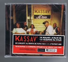 KASSAV CD (NEUF) K TOZ (sticker)