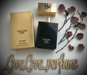 Tom Ford Noir Extreme 3.4oz 100 ml Men's Eau de Parfum Spray