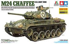 1/35 Tamiya U.S. Light Tank M24 Chaffee #37020 -New
