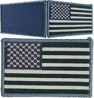 AMERICAN FLAG TACTICAL US ARMY MORALE MILITARY BADGE ACU LIGHT HOOK FASTEN PATCH