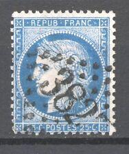 FRANCE N° 60 GC 3827 SAINT-QUENTIN, AISNE.Point bleu sous un fleuron.TRES BEAU