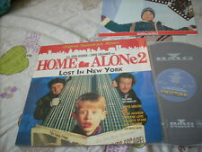 a941981 Korea LP Home Alone 2 Lost in New York Soundtrack