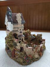 """Lilliput Lanes Cottages """"Secret Garden"""" Miniature Masterpiece Collection 1987."""