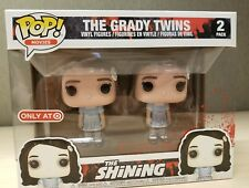 Funko POP! Movies The Shining The Grady Twins 2 Pack Target Exclusive Brand New