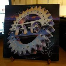 BACHMAN-TURNER-OVERDRIVE-LP-HAND SIGHNED BY ALL FOUR-RARE AND COOL-HARD AND FAST