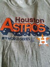 NWT '47 Women's 2017 World Series Champions Houston Astros Scoop Neck T-Shirt