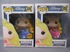 Funko Pop! Disney Sleeping Beauty Aurora Chase #325 LE & Regular with Protector