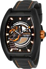 Invicta 26893 S1 Rally Diablo Men's 42mm Automatic Balck Steel Black Dial Watch