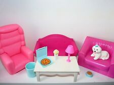 BARBIE DOLL FURNITURE - DOLL HOUSE FURNITURE BARBIE SINDY & OTHER FASHION DOLLS