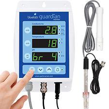 Bluelab Guardian Monitor Ph, Temperatura, conductividad CE Medidor hidropónicas Azul De Laboratorio De Agua