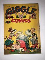 GIGGLE COMICS #15  VINTAGE GOLDEN AGE COMIC BOOK