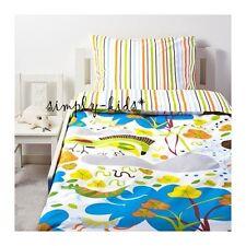 "Ikea Naturskon Kids Duvet Quilt Cover 2 pc set  Duvet: 55 x 79"" (140 x 200 cm )"