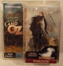 "McFarlane Monsters Series 2 ""Twisted Land Of OZ"" - Dorothy Shroud Variant MISP"