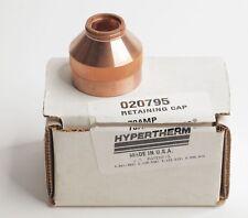 Genuine Hypertherm 020795 70A Retaining Cap for Hypertherm Plasma Cutter