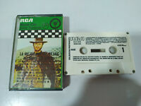 La Mejor Musica de las Mejores Peliculas Morricone 007 - Cinta Cassette