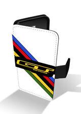 GT BICICLETA BICI con el logotipo de Carrera Montaña Cartera de Cuero Funda De Teléfono