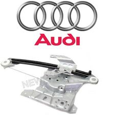 NEW Audi A4 Quattro S4 Rear Driver Left Window Regulator without Motor Genuine