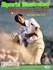 Andy North Autographed June 26, 1978 Issue Sports Illustrated U.S. Open SGC