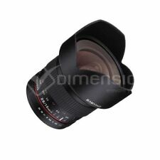Samyang Nikon F 10mm Focal Camera Lenses